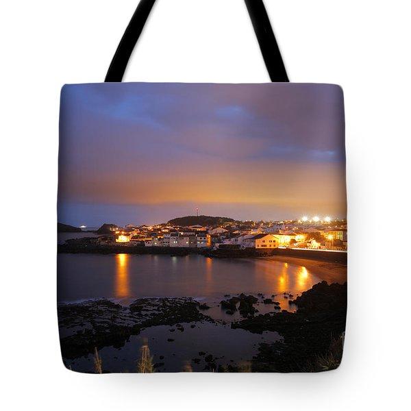 Sao Roque - Azores Tote Bag by Gaspar Avila