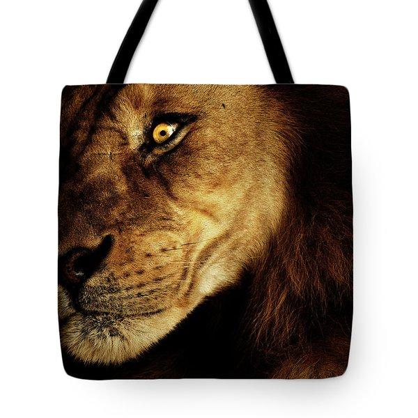 Savage Tote Bag by Andrew Paranavitana