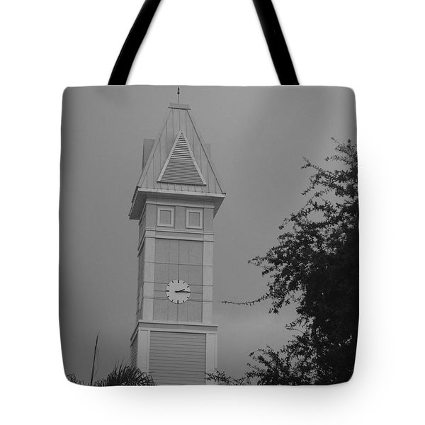 Save The Clock Tower Tote Bag by Rob Hans