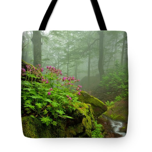 Scent Of Spring Tote Bag by Evgeni Dinev