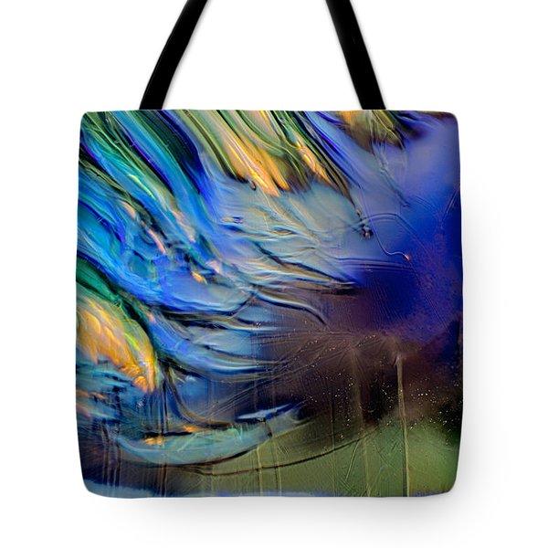 Sea Monster Tote Bag by Omaste Witkowski