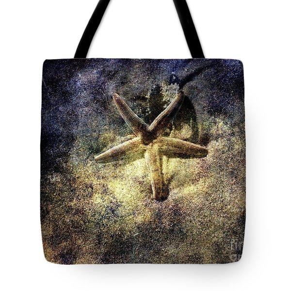 Sea Star Tote Bag by Susanne Van Hulst
