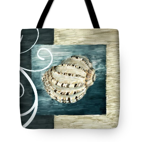 Sea Treasure Tote Bag by Lourry Legarde