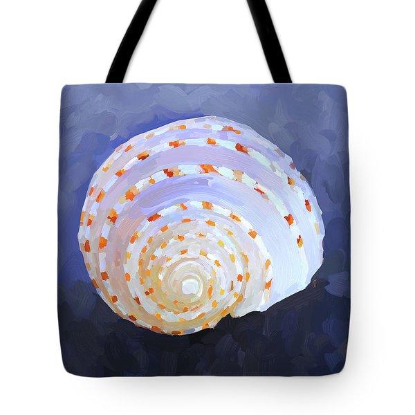 Seashell Iv Tote Bag by Jai Johnson