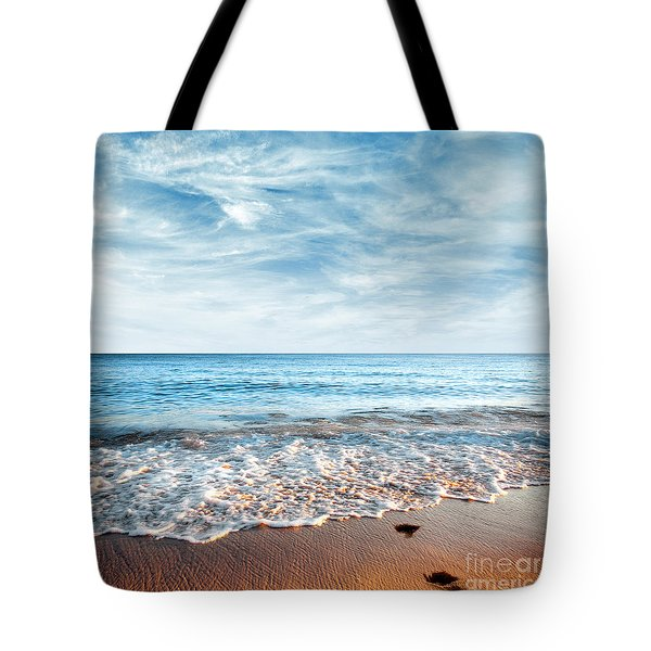 Seashore Tote Bag by Carlos Caetano