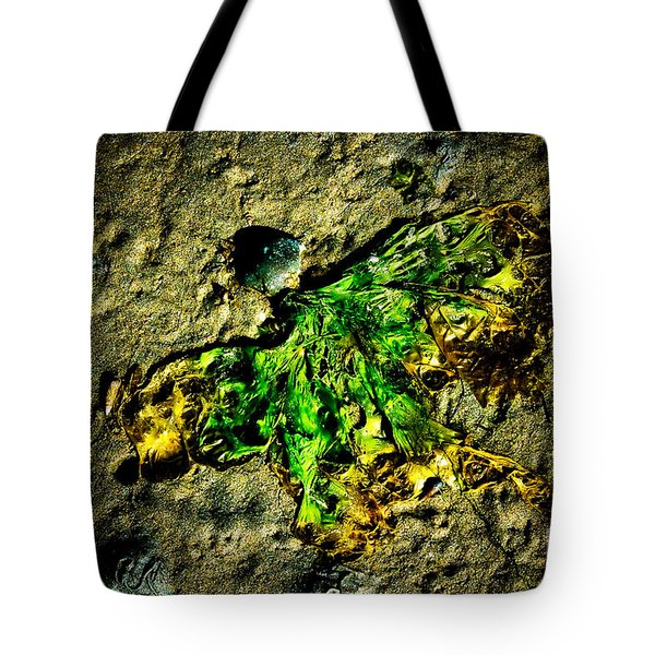 Seaside Angel Tote Bag by Venetta Archer