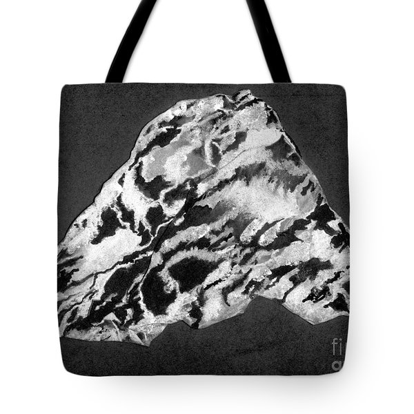 Secret Mountain Tote Bag by Mary Zimmerman