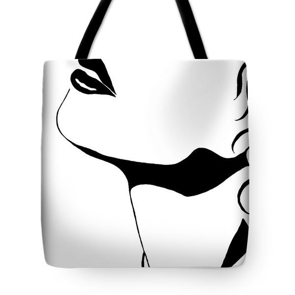 Seduction Tote Bag by Sharon Cummings