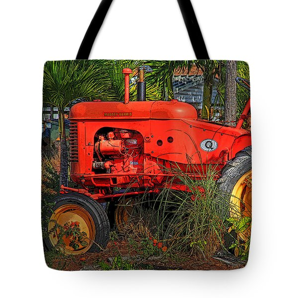 Semi Retired Tote Bag by HH Photography