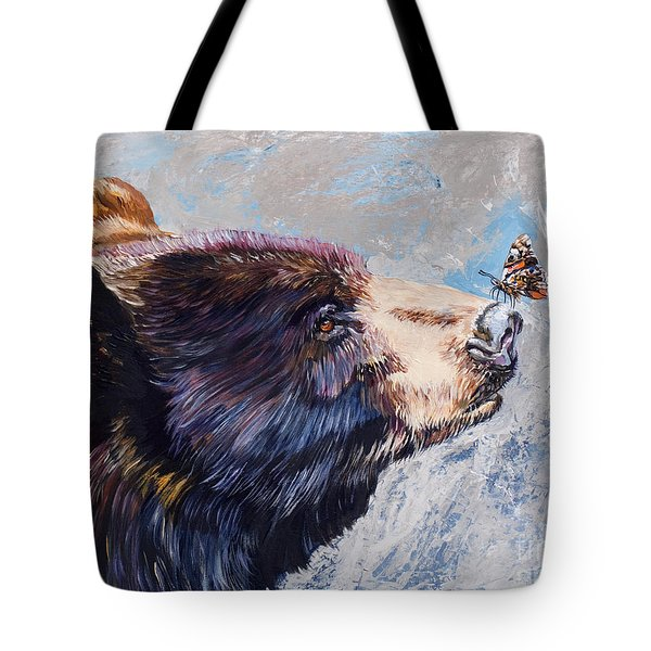 Serendipity Tote Bag by J W Baker