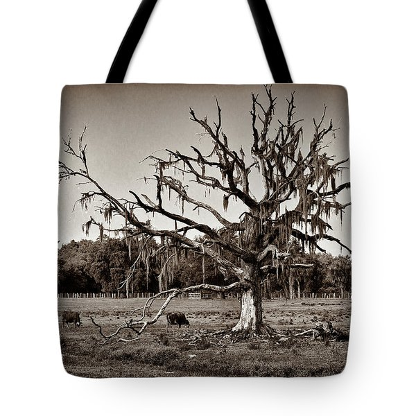 Shade Free - Sepia Tote Bag by Christopher Holmes