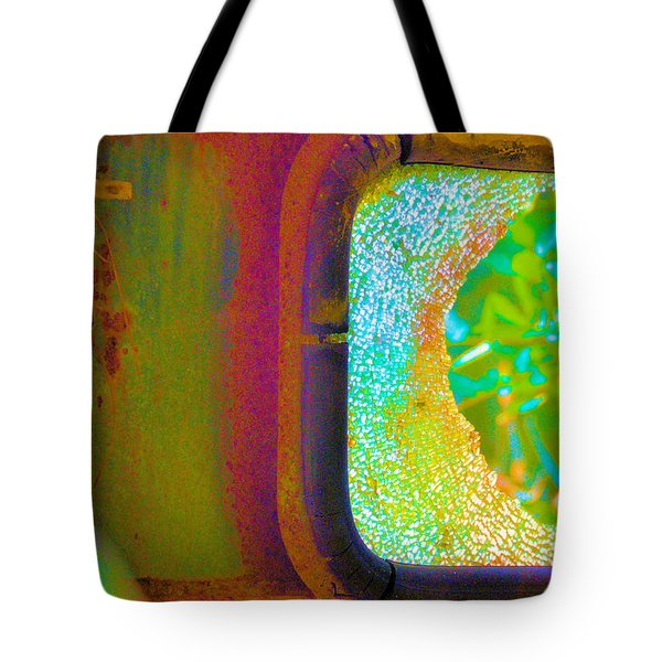 Shattered Dreams Tote Bag by Jan Amiss Photography