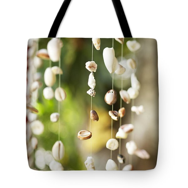 Shell Windchimes Tote Bag by Kyle Rothenborg - Printscapes