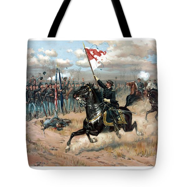 Sheridan's Ride Tote Bag by War Is Hell Store