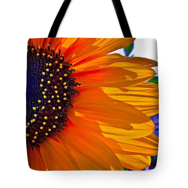 Shhhhh Tote Bag by Gwyn Newcombe