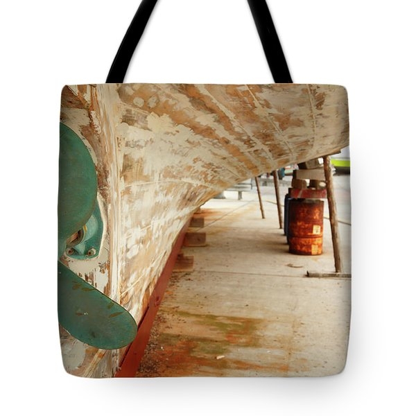 Shipyard Tote Bag by Gaspar Avila
