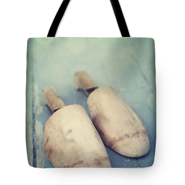 shoe trees Tote Bag by Priska Wettstein