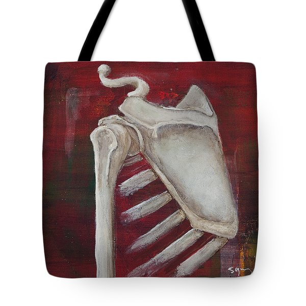 Shoulder Tote Bag by Sara Young