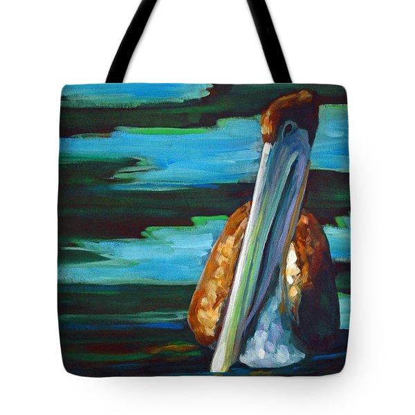 Shy Brownie Tote Bag by Suzanne McKee
