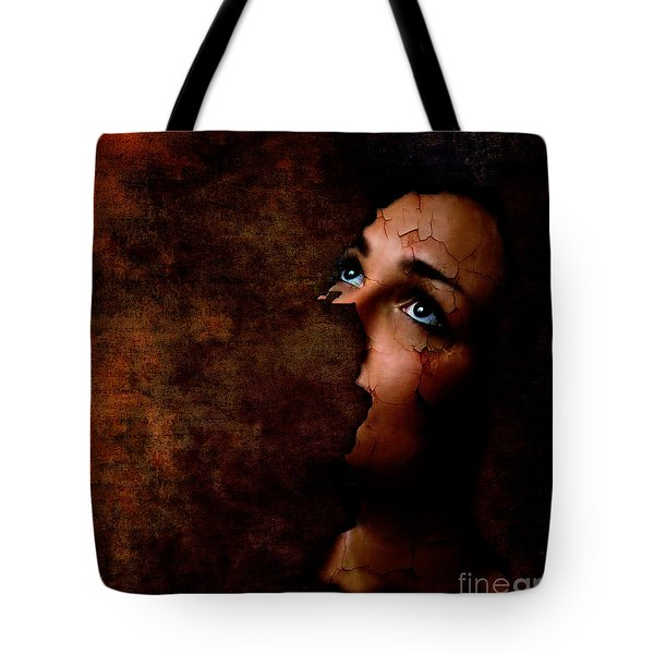 Silenced Tote Bag by Jacky Gerritsen