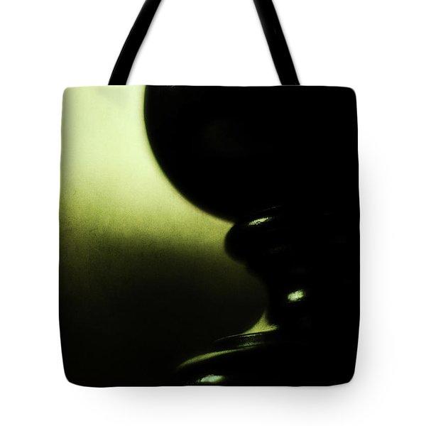 Silhouette Tote Bag by Rebecca Sherman