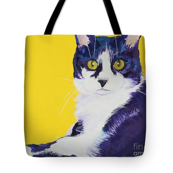 Simon Tote Bag by Pat Saunders-White