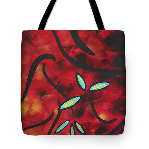 Simply Glorious 1 by MADART Tote Bag by Megan Duncanson