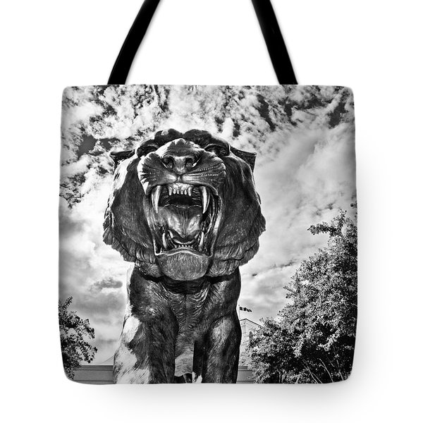 Sir Mike Tote Bag by Scott Pellegrin