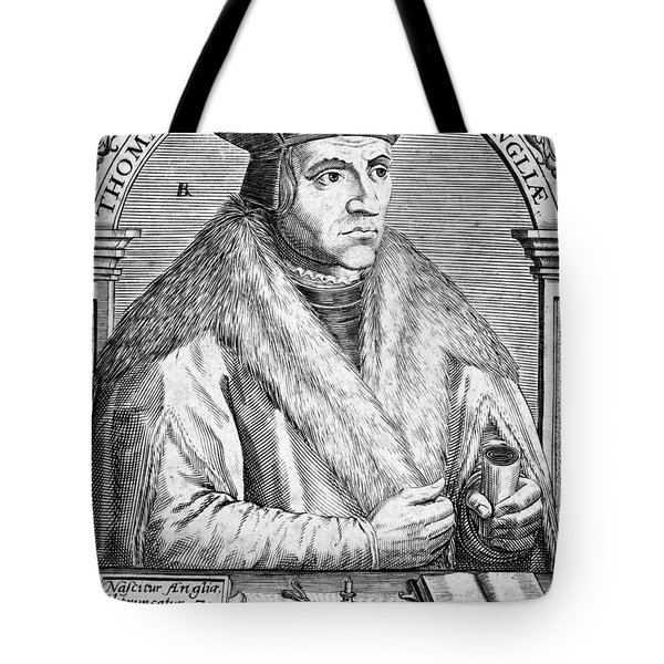 Sir Thomas More (1478-1535) Tote Bag by Granger
