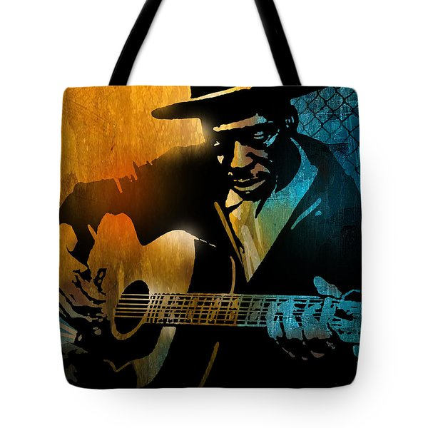 Skip James Tote Bag by Paul Sachtleben