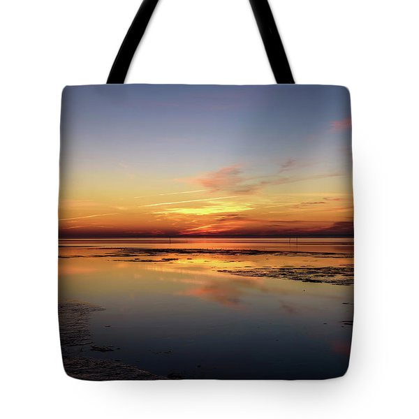 Tote Bag featuring the photograph Slave To Your Mind by Thierry Bouriat