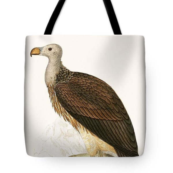 Sociable Vulture Tote Bag by English School