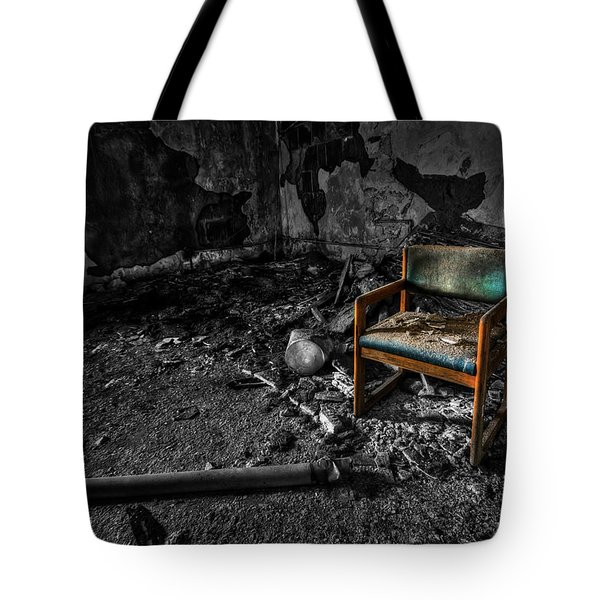 Sole Survivor Tote Bag by Evelina Kremsdorf