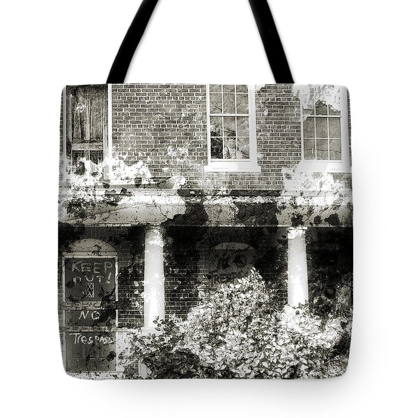 Solitary Tote Bag by Richard Rizzo