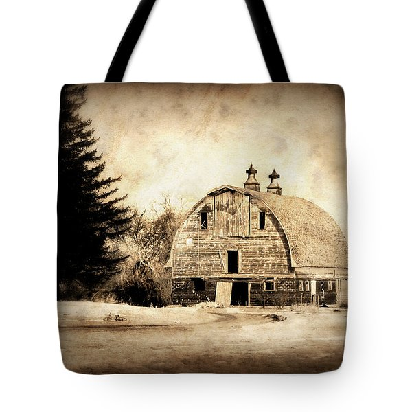 Somethings missing Tote Bag by Julie Hamilton