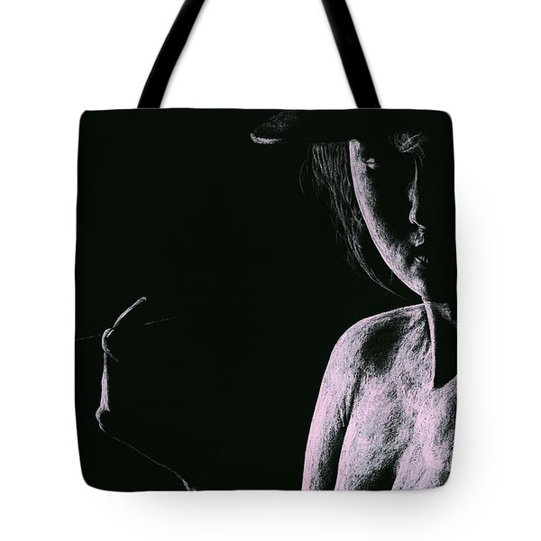 Sophisticate Tote Bag by Richard Young