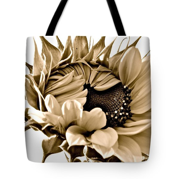 Sophisticated Tote Bag by Gwyn Newcombe