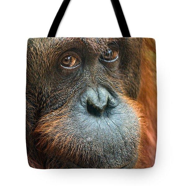 Soulful Tote Bag by Jamie Pham