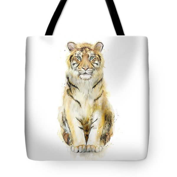 Sound Tote Bag by Amy Hamilton