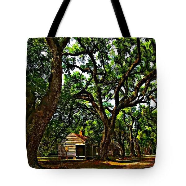 Southern Lane Tote Bag by Steve Harrington