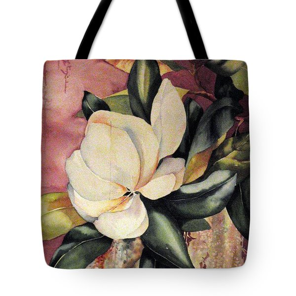 Southern Scents Tote Bag by Michael  Pearson