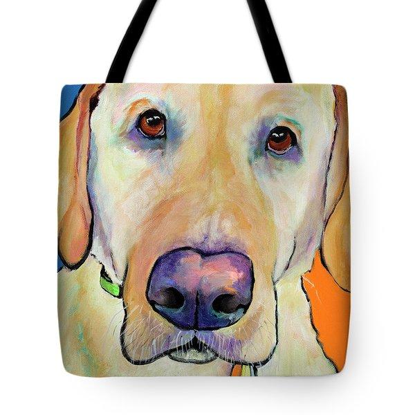 Spenser Tote Bag by Pat Saunders-White