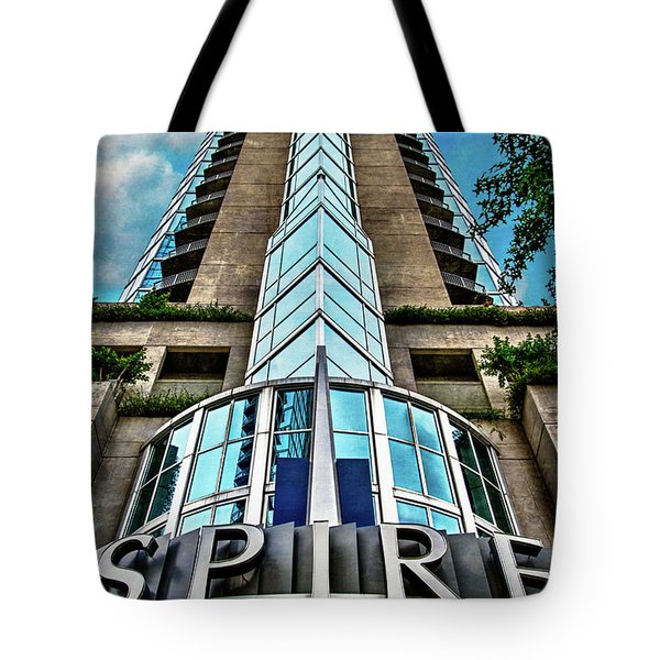Spire Tote Bag by Doug Sturgess