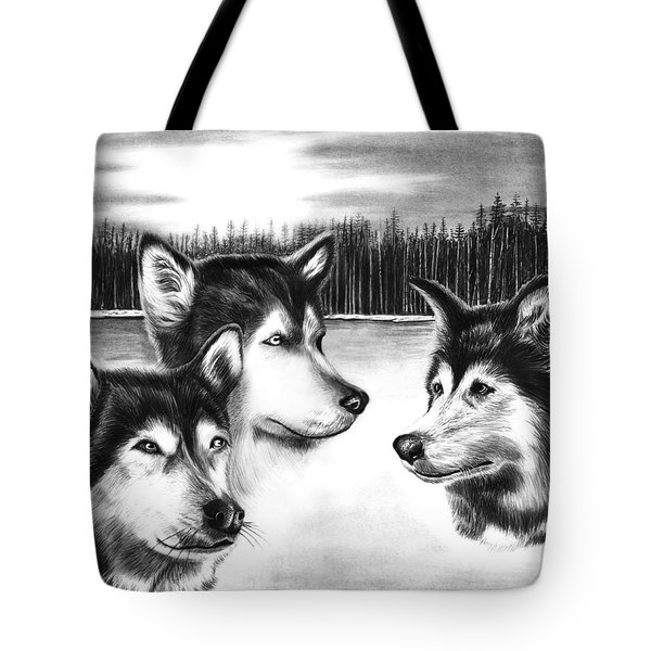 Spirit Guides  Tote Bag by Peter Piatt