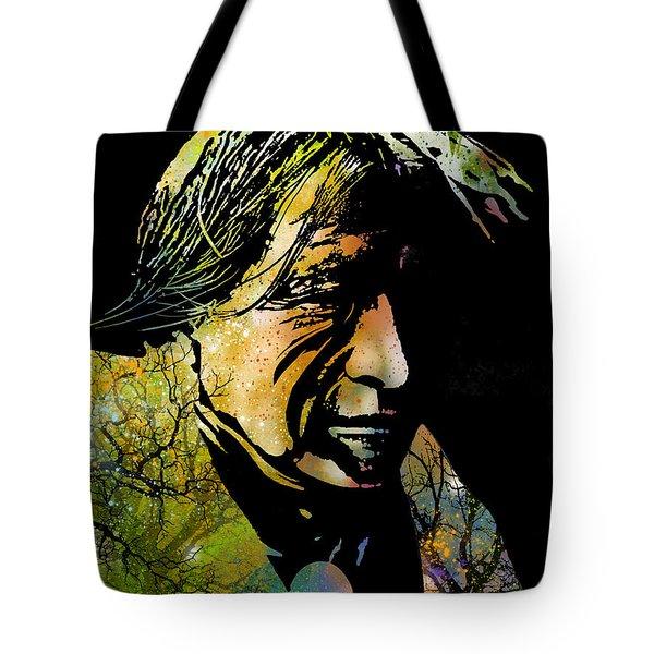 Spirit Of The Land Tote Bag by Paul Sachtleben