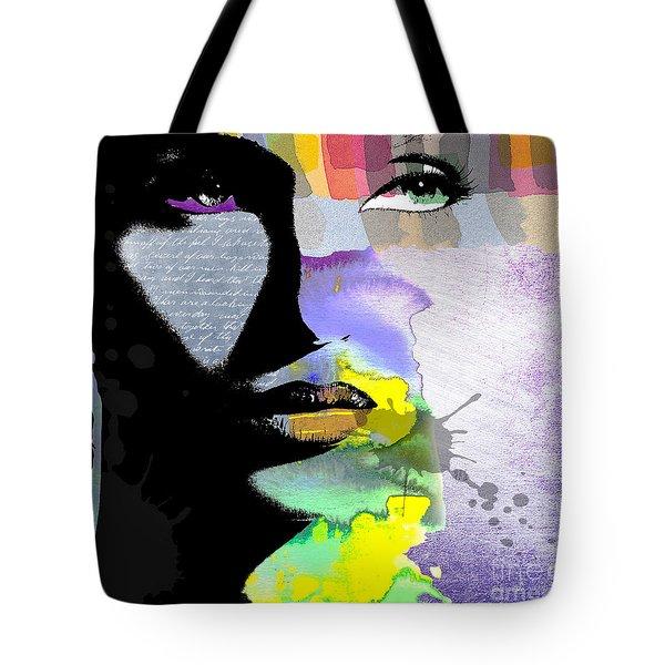 Spirit Tote Bag by Ramneek Narang