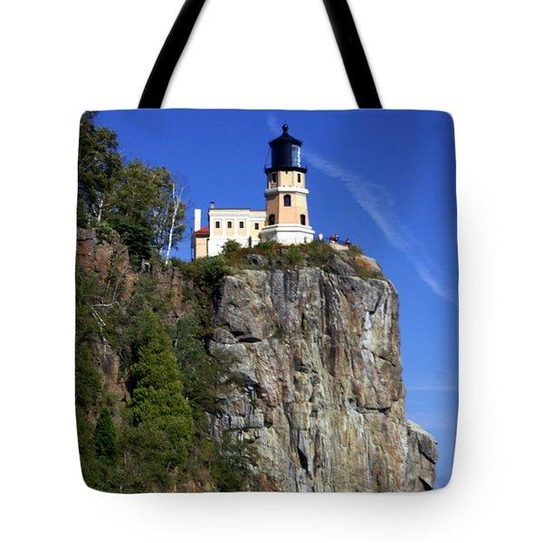 Split Rock 2 Tote Bag by Marty Koch