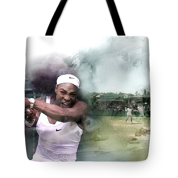 Sports 18 Tote Bag by Jani Heinonen
