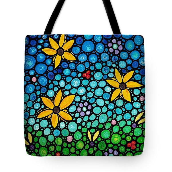 Spring Maidens Tote Bag by Sharon Cummings