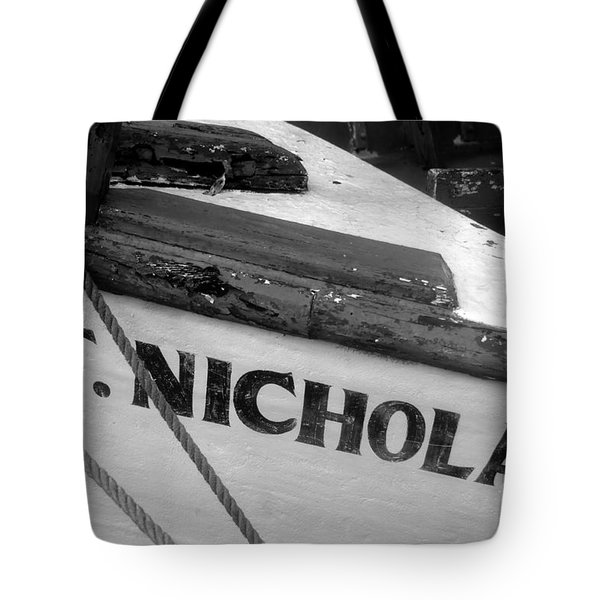 St. Nicholas Tote Bag by David Lee Thompson